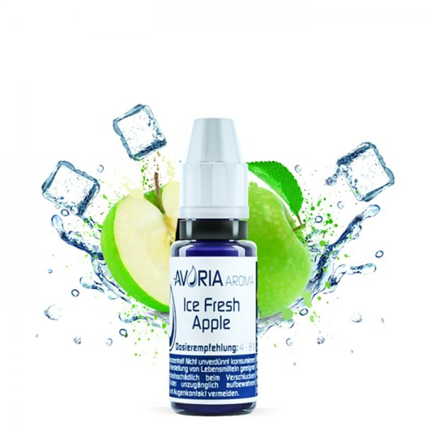 Avoria Aroma - Ice Fresh Apple