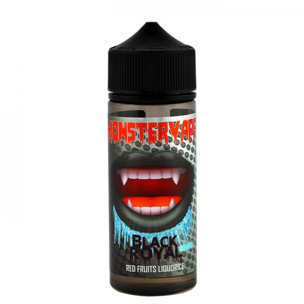 Monster Vape Aroma - Black Royal Fresh