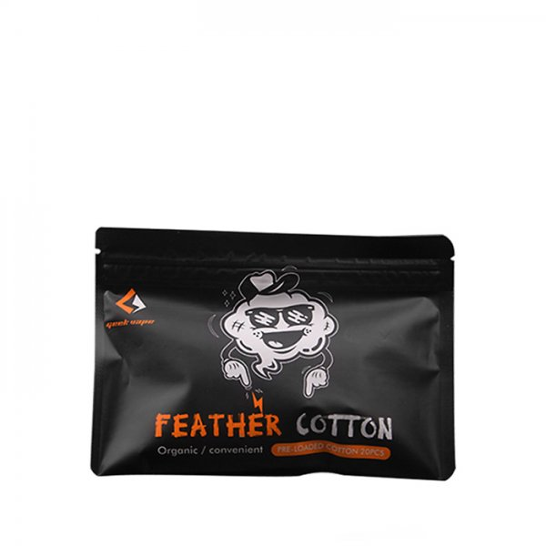 GeekVape Feather Cotton Threads 20 Stk