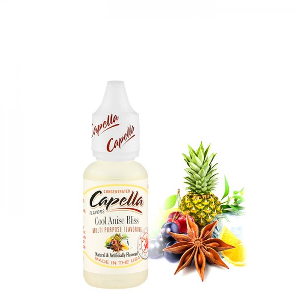 Capella Aroma - Cool Anise Bliss