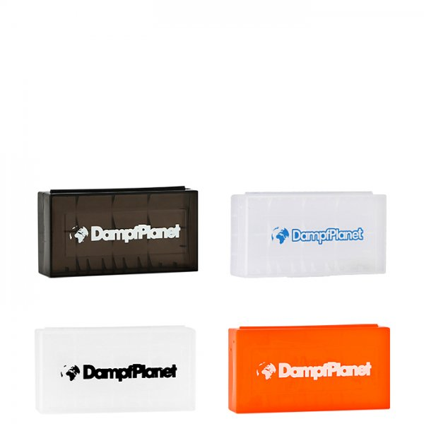 Dampfplanet Akkutransportbox 2x 18650