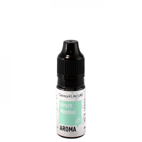 Germanflavours Aroma - Kirsch Menthol