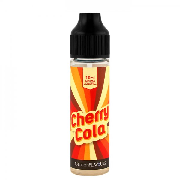 Germanflavours Aroma - Cherry Cola 10ml Longfill