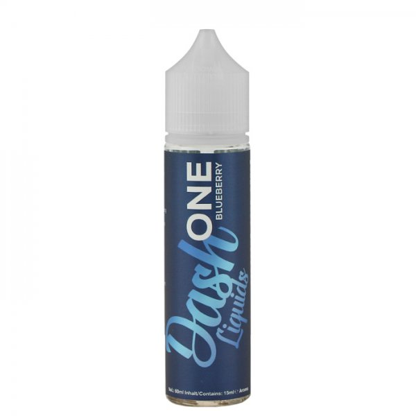 Dash Liquids Aroma - One Blueberry