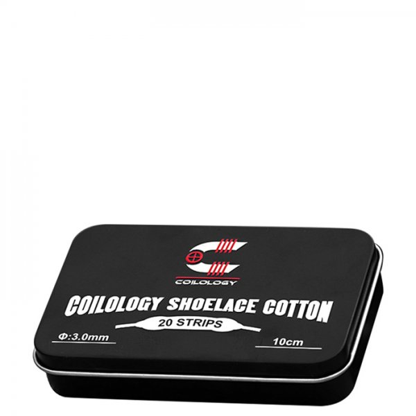Coilology Shoelace Cotton Threads 20 Stk