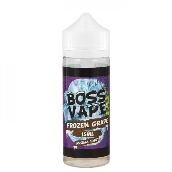 Boss Vape Aroma - Frozen Grape