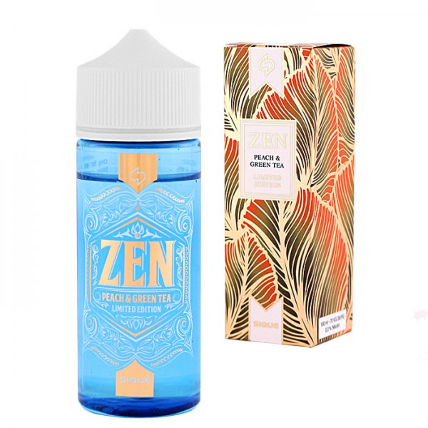 Sique Berlin Zen 0mg (100ml)