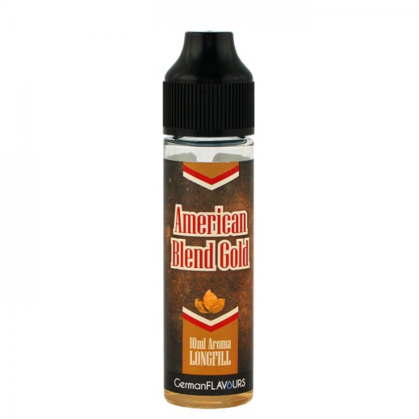 Germanflavours Aroma - American Blend Gold 10ml Longfill