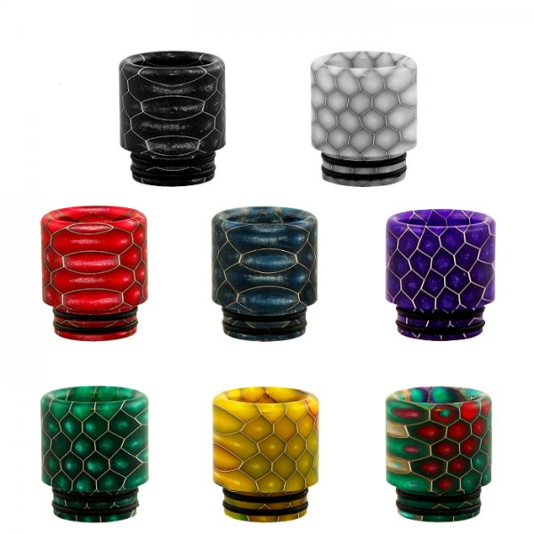 Demon Killer Cobra Resin Drip Tip 810